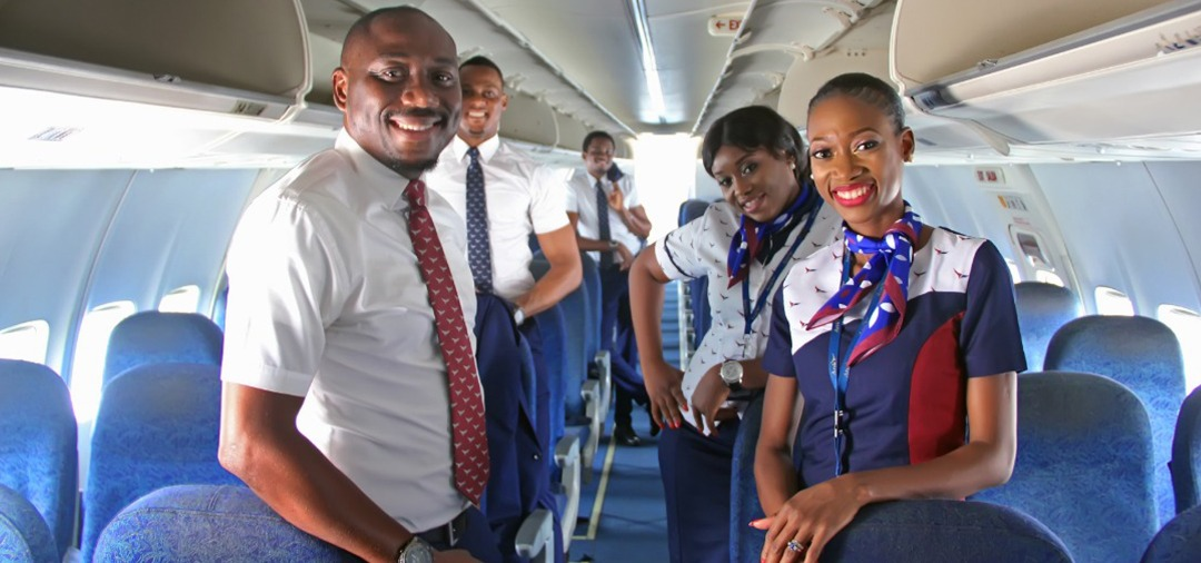 Fly Arik Air - West-Africa's leading airline offering